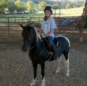 Knoxville, TN Beginner Horseback Riding Lessons